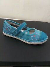 New $90 Vado Kids Toddler Girls Shoes Mary Jane Narrow Leather Sz 10 Usa/27 Euro