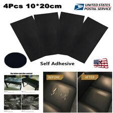 For Sofa Car Seats Handbags Jacket Leather Repair Patch+Vinyl Adhesive 4Pcs -USA