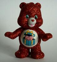 CUSTOM Care Bear Collectible Mini Figure Blind Bag Sparkle GLITTER GREAT GIVING