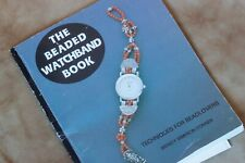Book on making Southwestern style beaded watch straps watchbands with beads