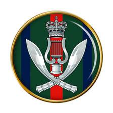 Gurkha Band, British Army Pin Badge