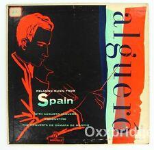 AUGUSTO ALGUERO Modern Pasodobles MONTILLA Smooth Latin Jazz RARE Original LP