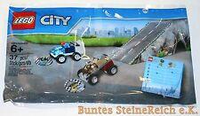 SK48) LEGO® City Exklusiv: 5004404 Promo Polybag Polizeiverfolgung ! NEU & OVP !