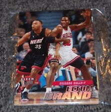 99'-2000 Fleer Skybox Chicago Bulls Team Set (4) Brand~Mercer~Artest~Simpkins