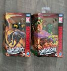 Transformers Kingdom Shadow Panther & Waspinator In-Hand!