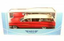 Buick Flxible Premier (Red/blanco) Ambulancia 1960