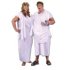 Disfraces unisex color principal blanco talla XL