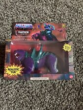 2021 Masters Of The Universe   Flocked   Panthor Retro Walmart Exclusive - RARE!