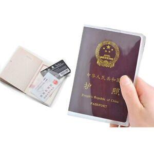 porta passaporto trasparente pvc impermeabile portapassaporto