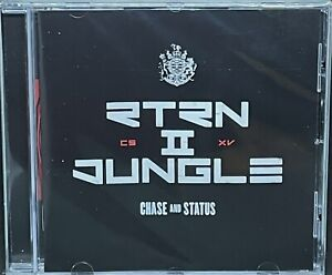 CHASE AND STATUS - RTRN II JUNGLE, CD ALBUM, (2019), NEW / SEALED.