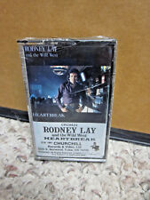 RODNEY LAY Heartbreak country Roy Clark 1982 cassette tape Hog For You Baby NWT