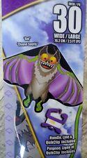 "X-Kites BreezeDelta 30"" Bat Kite - New!"