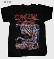 CANNIBAL CORPSE -Tomb of the Mutilated, BLACK  T_shirt- sizes: S to 6XL