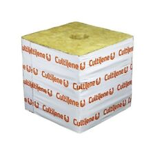 48pc Cultilene 6x6x6 Block W/ Optidrain Rockwool SAVE $$ W/ BAY HYDRO $$