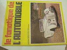 "µµµ Fanatique de l""automobile n°121 Bellanger La 356 Ego & Omikron Rover Derby"