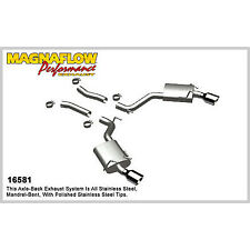 Magnaflow 16581 Street Exhaust System GM LS-Series Coupe/Chevy Camaro 2010-13