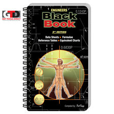 Engineers Black Book 2nd Edition - Laminated Grease Proof