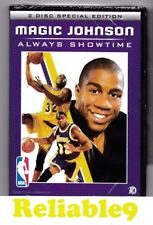 Magic Johnson: Always Showtime Special edition 2DVD Sealed Region4-2012Australia