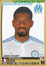 232 ABOU DIABY # OLYMPIQUE DE MARSEILLE OM ARSENAL.FC STICKER PANINI FOOT 2016