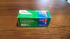 Fuji Fujichrome 64T Type II Tungsten Film RTPII 120 Format - EXPIRED 01/2001