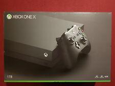 Microsoft Xbox One X 1TB Spielekonsole mit Wireless-Controller - Schwarz (CYV-00009)