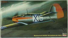 HASEGAWA 1:48 MESSERSCHMITT BF109E BULGARIAN AIR 09183