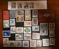1989 Austria francobolli MNH**nuovi -  commemorativi - completa 34 valori