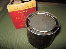 NOS Mopar 1937-40 oil strainer, flat head 6 cylinder