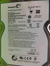 1 TB 1000 GB Seagate ST31000528AS | P/N 9SL154-881  | CC46 | dysk twardy