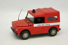 Old Cars 1/43 - Fiat Campagnola Vigili Del Fuoco Pompieri