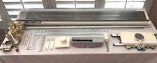 RARE SILVER REED KNITTING MACHINE SR860 SR-860 6.5MM MID GAUGE KNITTING RIBBER