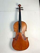 1821 Antique Finely Made VIOLIN with 1 PIECE TIGER MAPLE BACK #2