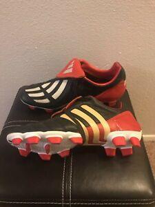 Adidas Predator Mania TRX FG Black Size US 7.5
