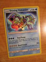 NM Pokemon SHINING VOLCANION Card LEGENDS Set 27/73 Sun and Moon SM Ultra Rare