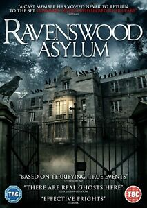 RAVENSWOOD ASYLUM (DVD) (NEW) (RELEASED 13TH MAY) (FREE POST)