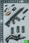 1:6 Scale Mini Times M024 US SWAT Tactical Team Officer - 416 Rifle Set w/ Sling