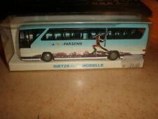 Rietze #61277 HO 1/87 MB O350 bus DAVOS-PARSENN        MIB (50/034)