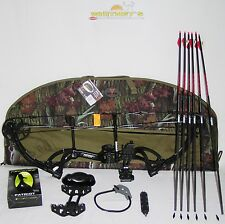Fred Bear 2017 Cruzer G2 Spark Bow Shadow Right Hand Package  5-70#  12-30""
