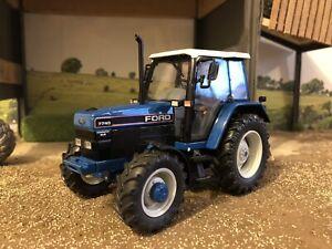 Ford 7740 SLE 4wd tractor Conversion 1:32 scale Farm model TRAKTOR