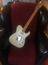 VINTAGE chitarra, chitarra elettrica, Telecaster, completamente funzionante