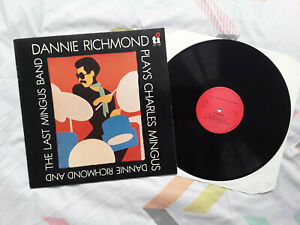 Dannie Richmond And The Last Mingus Band – Plays Charles Mingus - LP - 33T