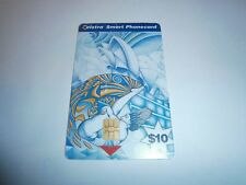 $10 SERIES 1 of 5 ATHLETE - TELSTRA PHONECARD OLYMPICS -EXP 30/06/2002-FREE POST