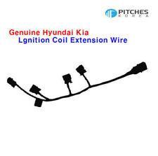 Genuine Hyundai Kia IGNITION COIL HARNESS For AZERA GENESIS Santafe  39610-3C500