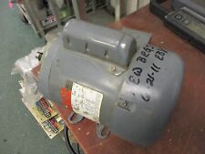AC Motor XTM-12 0.50HP 1PH 1725RPM 115/208-230V 8/3.8-4A Used