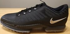 New! Nike Air Zoom Attack Golf Shoes Black Jordan Spieth Size 9 878959-001