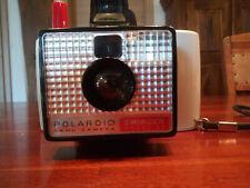 Polaroid Swinger Modell 20  Land Camera Vintage Sofortbildkamera mit Tasche