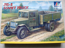Italeri 297 ZIS-5 Soviet Truck 1:35  Kombiversand möglich