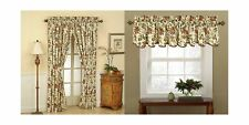 Waverly 10982050X084CRE Felicite 50-Inch by 84-Inch Window Curtain Panel Pair...