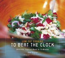 Low-Fat Cooking to Beat the Clock by Gugino, Sam