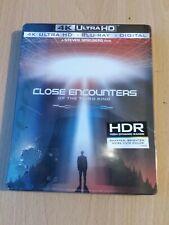 Close Encounters of the Third Kind 4K/Blu-ray/Digital Steelbook - New